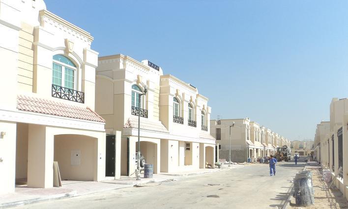 Villa Complex in ...
