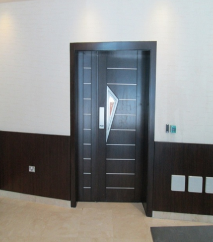 Woqod Tower Doors